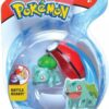 Pikachu & Bulbasaur Figurer