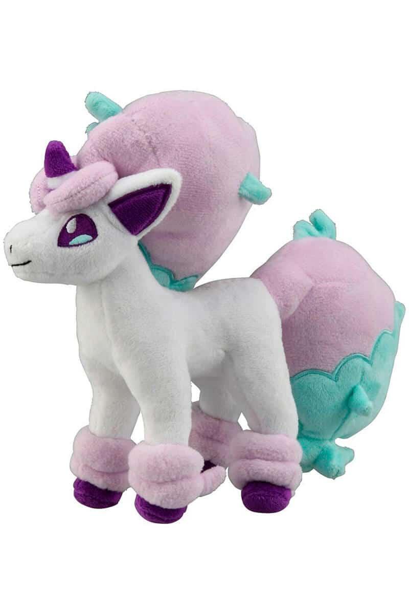 Galarian Ponyta Vulpix & Wooloo Figurer