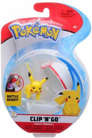 Lille Japansk Pikachu figur fra Bandai
